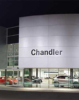 Porsche Chandler
