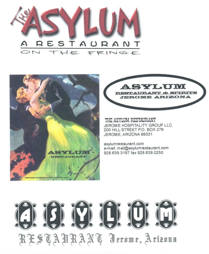 Asylum flyer