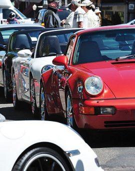 Porsches 2 Prescott