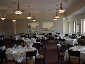 AZ Culinary Institute Dining Room