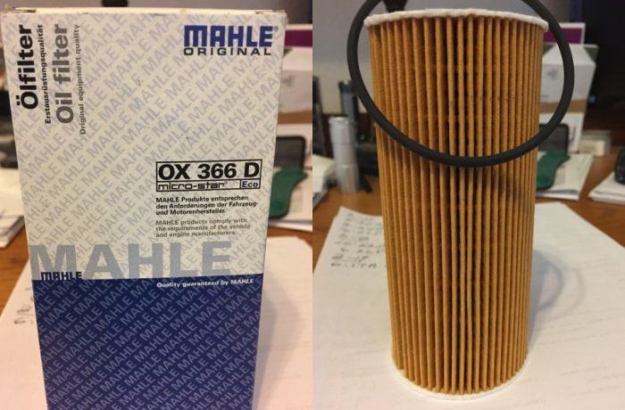 Mahle OEM Oil Filter Kits