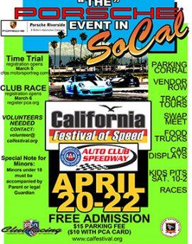 Cal Festival of Speed
