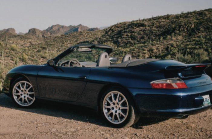 2002 911 Carrera Cabriolet