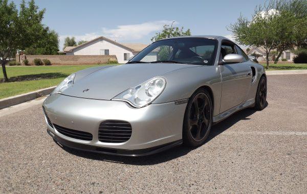 2002 Porsche 911 Twin Turbo