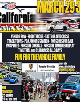 Cal Festival of Speed