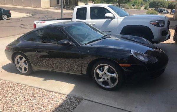 1999 Porsche 911 C4
