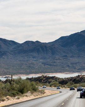 Scenic Drive: Usery Pass